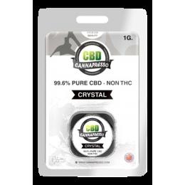 CBD CRYSTALS (99.6% Pure CBD)