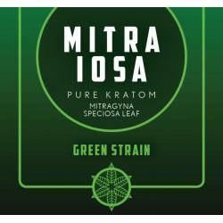Mitra Iosa - 50 Pure Kratom Capsules (25g) - Green Strain