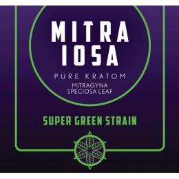 Mitra Iosa - 50 Pure Kratom Capsules (25g) - Super Green Strain