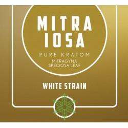 Mitra Iosa - 50 Pure Kratom Capsules (25g) - White Strain