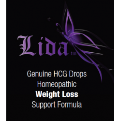 3 x 50ml Lida HCG Diet Drops